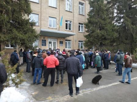 От протестов до майдана. Харьковщина бастует против повышения тарифов (фото, видео)
