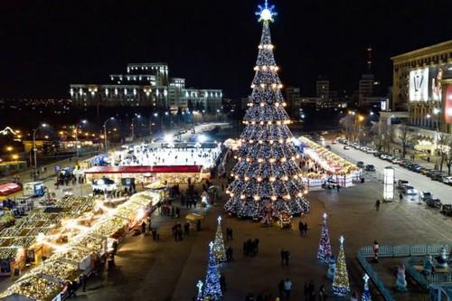 В центре Харькова устроили поножовщину