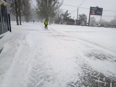 Харьков в снегу (фоторепортаж)