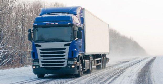 В Харькове запретили движение грузовиков