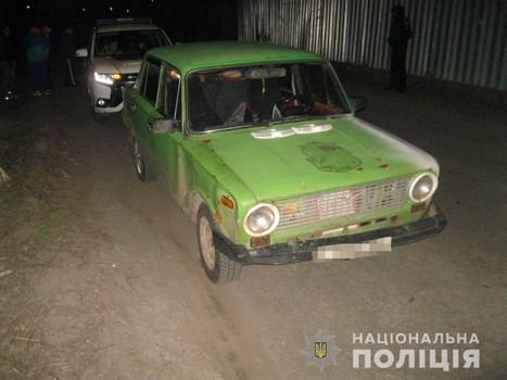 На Харьковщине двое мужчин устроили погоню за злодеем