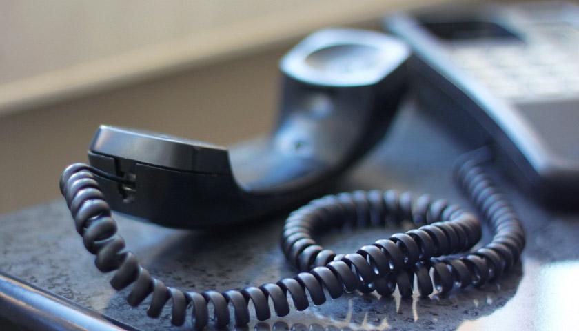 Жителя Харьковщины накажут за телефонный звонок