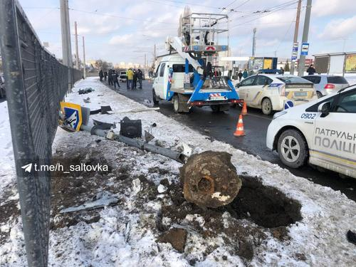 Гибель женщины на проспекте в Харькове: появилось новое видео смертельного ДТП