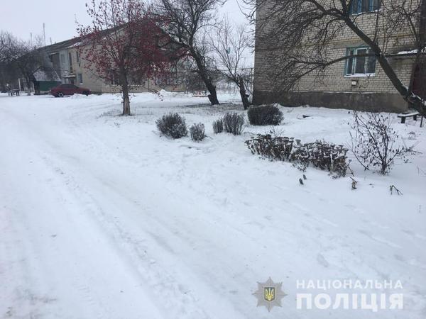 На Харьковщине ночью напали на мужчину