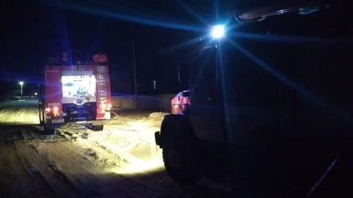 В городе под Харьковом за полчаса произошло два пожара (фото)