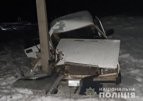 В аварии на Харьковщине погибла беременная женщина: подробности происшествия (фото, видео)
