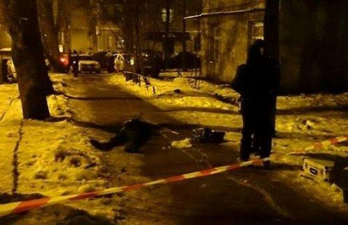 Харьков в XXI веке. 19 января –  в центре Харькова расстреляли адвоката