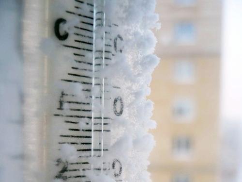 Мороз на Харьковщине: где выдалось самое холодное утро (фото)