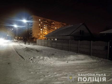 В Харькове семья вернулась домой и обнаружила в квартире чужого человека (фото)