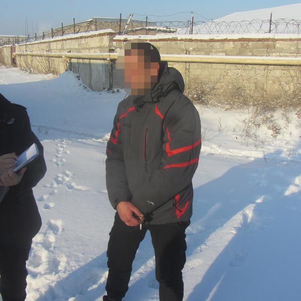 В Харькове вора выдало подозрительное поведение (фото)