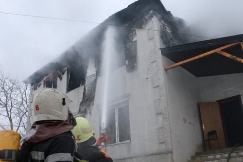 Правительственная комиссия займется пожаром в Харькове