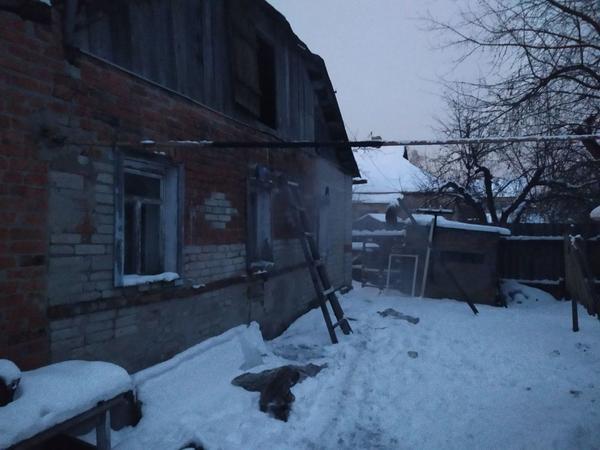 ЧП под Харьковом: мужчине не удалось спастись (фото)