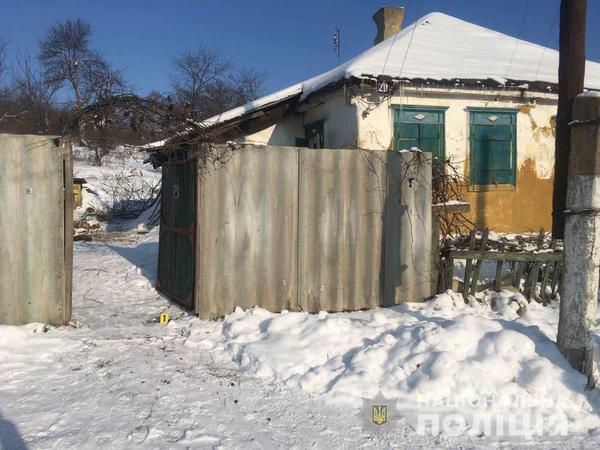 Под Харьковом мужчина жестоко расправился с родным человеком (фото)