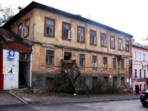 25 января в истории Харькова: обвалился дом в центре города