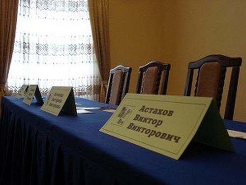 В Татьянин день харьковские студенты устроили преподавателям пресс-конференцию