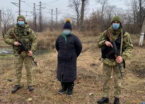 Жительница Харьковщины не смогла увидеться с матерью из-за паспорта