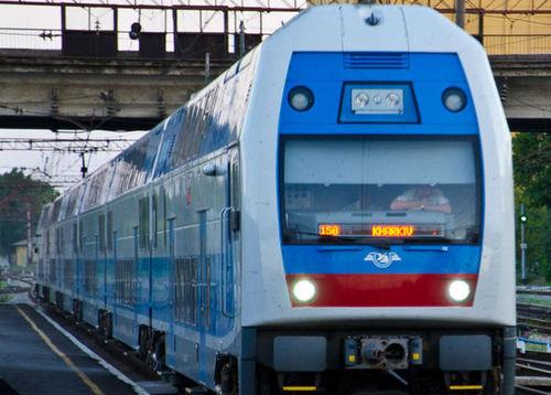 Из Харькова пустят двухэтажный поезд по возобновленному маршруту
