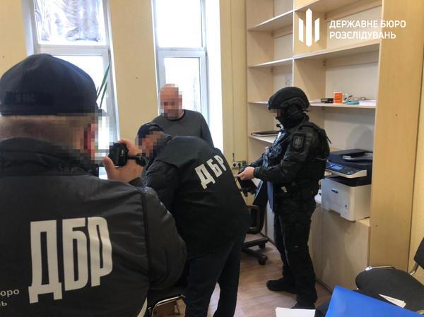 В Харькове сотрудник налоговой попал в серьезную переделку (фото)