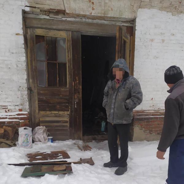 На Харьковщине поймали грозу дачников