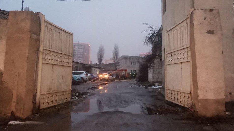 ЧП на харьковском предприятии: есть пострадавшие (фото)