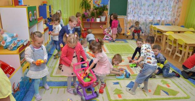Новый детский сад появится в Харькове