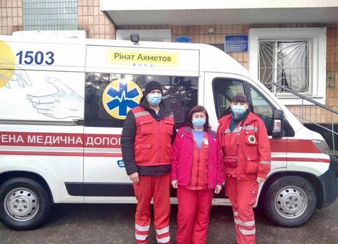 На Харьковщине медики вернули к жизни мужчину, у которого остановилось сердце