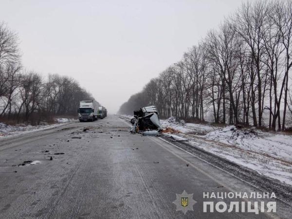 Смертельное ДТП на Харьковщине: выяснились детали трагедии (фото)