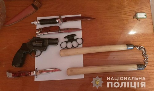 На Харьковщине фейковый журналист сколотил банду и занимался выбиванием денег (фото)