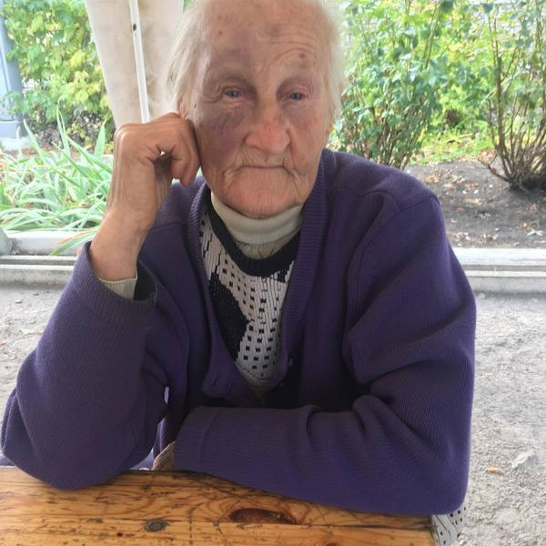 Пропавшую старушку из Харьковщины нашли за сотню километров от дома (фото)