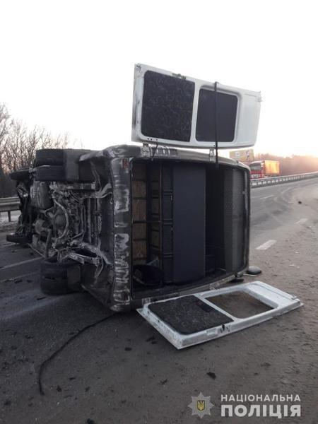 ДТП с маршруткой под Харьковом: стали известны причины (фото)
