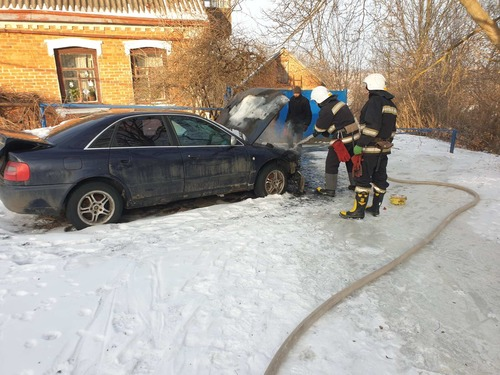Два жителя Харьковщины за сутки лишились своего транспорта (фото)