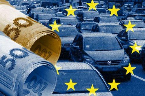 """Закон о растаможке """"евроблях"""": что нового"""