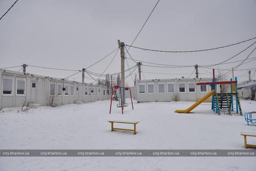 В Харькове построят новое жилье для переселенцев (фото)