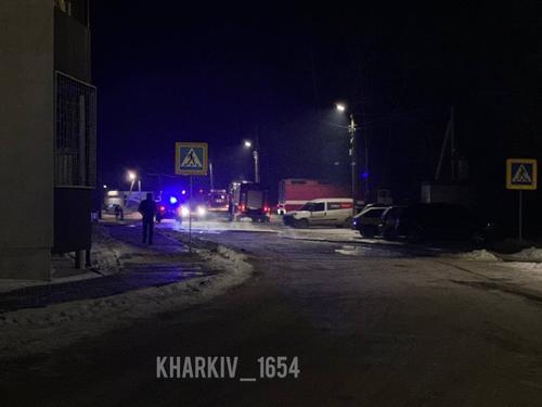 Масштабный пожар под Харьковом: спасатели сообщили подробности (фото)