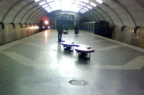Харьков в XXI веке. 20 февраля – два человека оказались под поездом метро