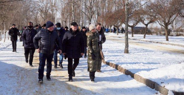 В Харькове появится уютная локация возле озера