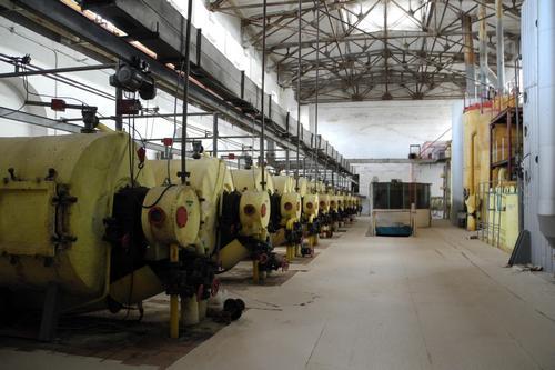 В Харьковской области вырезали на металлолом бюджетообразующее предприятие