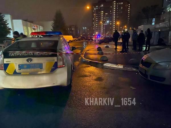 Убийство возле супермаркета в Харькове: первая информация полиции