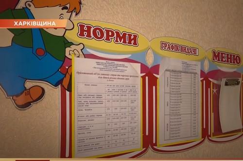 Скандал в детсадах на Харьковщине: стоимость питания решили уменьшить