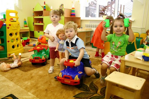 В Харькове хотят увеличить количество детских садов
