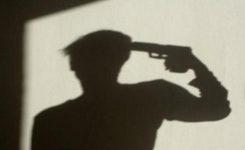 В Харькове застрелился мужчина