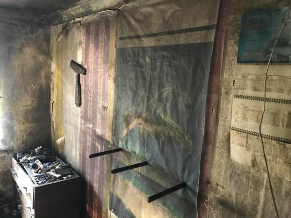 В квартире харьковской пятиэтажки обнаружили тело пенсионера (фото)