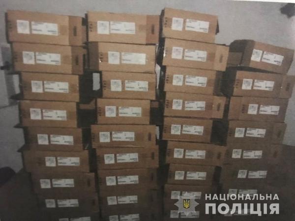 На Харьковщине подсобный рабочий обобрал крупное предприятие