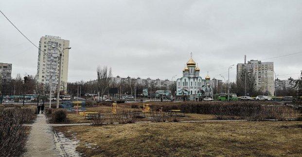 В спальном районе Харькове обустроят локации для спортивных и активных горожан