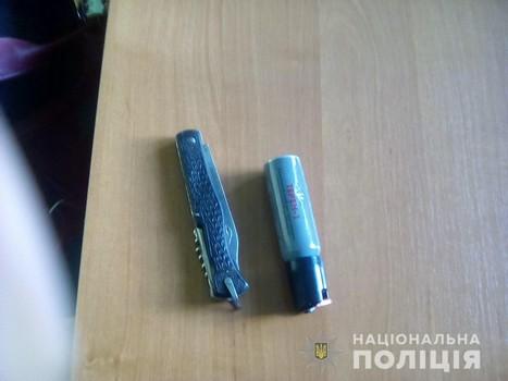 Медсестра задержала преступника в Харькове (фото)
