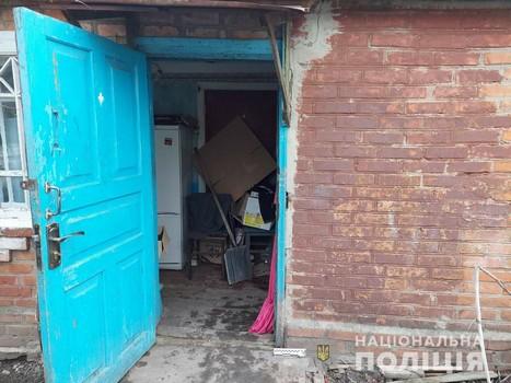 На Харьковщине мужчина заявил в полицию на незваного гостя (фото)