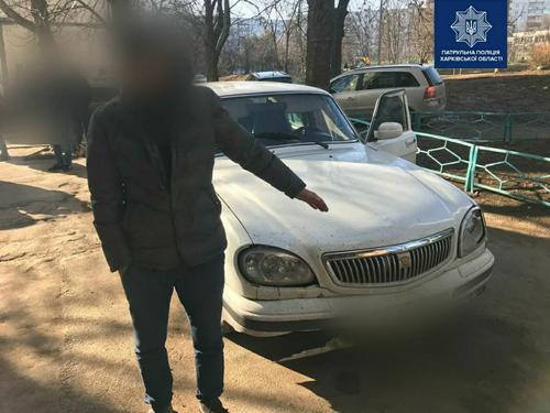 В Харькове обокрали АЗС