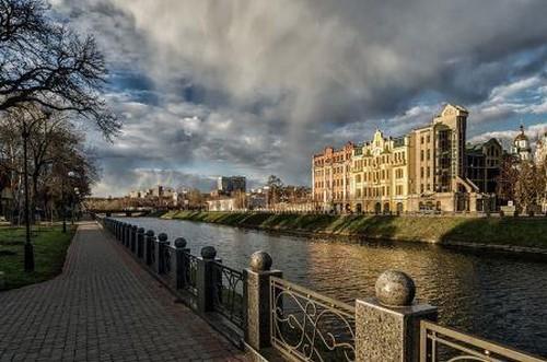 Жители Харькова придумали, как сделать центр города более привлекательным