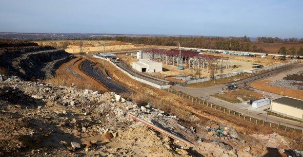 Строительство мусороперерабатывающего комплекса на Харьковщине: последние новости со стройплощадки (видео)