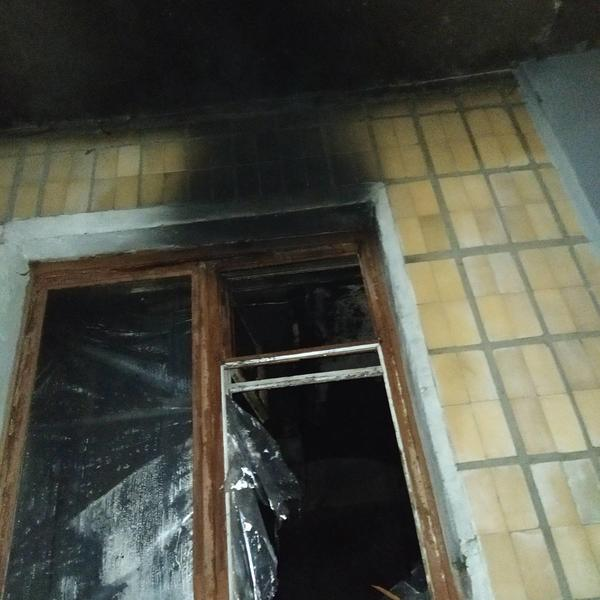 ЧП на Харьковщине: людям пришлось экстренно покинули свои квартиры (фото)